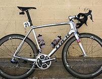 Jens Voigt Retirement Bike