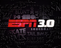 ESPN Logo Animation Concept
