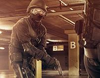 Swat in Action