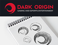 Dark Origin Visual Identity v1