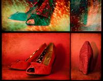 a shoe...
