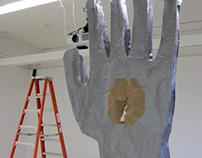 Stigmata Sculpture (2011)
