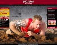 BOOTCAMP GEELONG WEBSITE