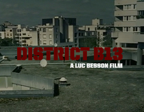 District B13 Movie Title