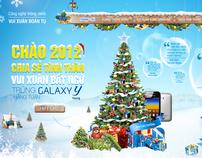 Samsung - Ngôi Nhà Thông Ming - Xmas