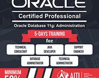 AITI Instagram Advert - Oracle Training