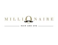 Branding: Millionaire Men Spa