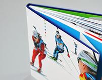 Gazprom Cup book