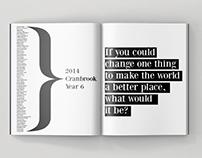 Cranbrook Year 6 Year Book