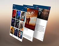 Moovei - Mobile App