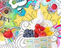 Beat Frozen Yogurt  - Studio Los Eme