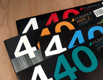 440 clàssica Magazine. Art Direction