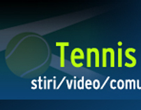 Tennis One - Branding & Web Design