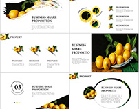 23+ business share proportion PowerPoint templates down