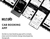 XLCab | Cab Booking App