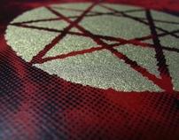 Wight-Stoneaxe Split Lp Covers