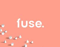 Fuse — WebGL Experience