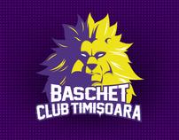 Baschet Club Timisoara - Logo