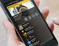 Quattro Radio App