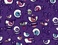 One Eyed Purple People Eater (laFraise Edition)
