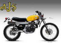 AJS STORMER 450