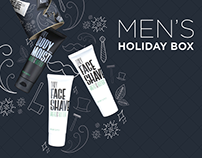 Men's Holiday Box