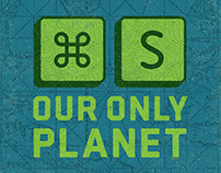 PRODUCT: SHOP-SMC - SAVE OUR ONLY PLANET
