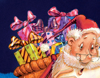 Livros de Natal Hemma