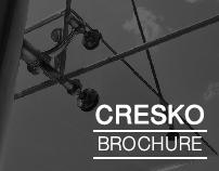 BROCHURE DESIGN | CRESKO