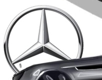 Mercedes Sports sedan project 2012