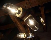 BULB hanging lamp