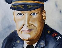 """W. E. """"Bullet"""" Darby Portrait"""