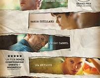 Juste Le Fin Du Monde - Italian Poster