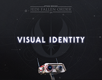 Star Wars: Jedi Fallen Order Visual Identity