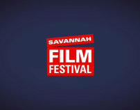 Savannah Film Fest Bumper