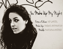 [Fotografia] You Make Up My Night - Mariana Pacheco