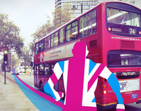 London Olympics 2012: Promo Boards