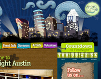 First Night Austin Website