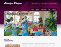 Penelope Designs - Identity Design / Web Design