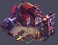 Dwarven manufactory