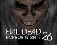 Evil Dead Horror Nights 26