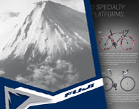 Fuji Bikes 2012 Catalog
