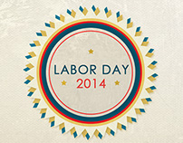 Labor Day Social Media Posters for Rustan's