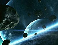 Asteroids - AE
