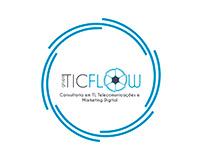 Logo Design - TICFLOW