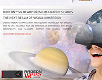 Posters for AMD VR READY