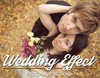 100 Wedding Photoshop Actions Ver.1