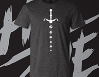 Dice Sword T-Shirts
