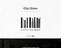 City Glass. Web Design