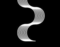 #36daysoftype    negative alphabet